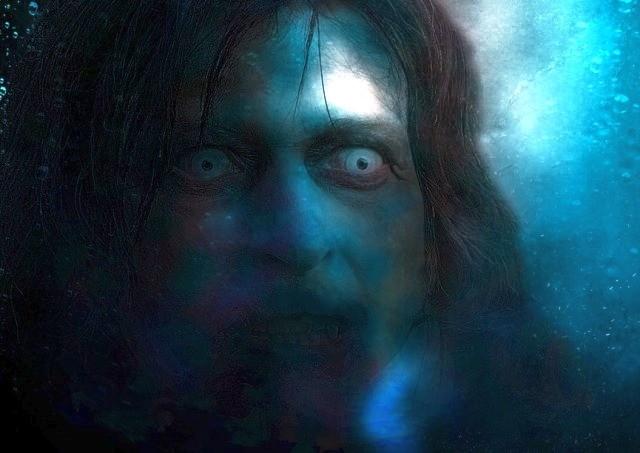 Вампир из шотландского замка Аннан - Паранормальные новости