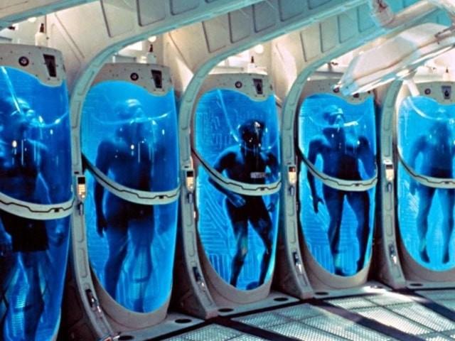 История крионики или как возникла идея о замораживании людей с целью оживить их в будущем - Паранормальные новости