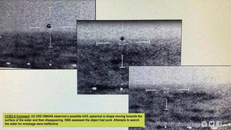 Бывший сенатор США заявил, что Владимир Путин связан с НЛО, которые летают над американскими военными кораблями - Паранормальные новости