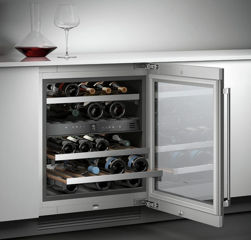 ТОП 10 винных шкафов с электронным управлением
