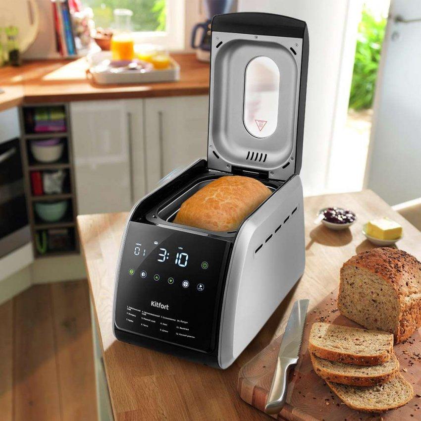 ТОП 10 лучших хлебопечек с таймером