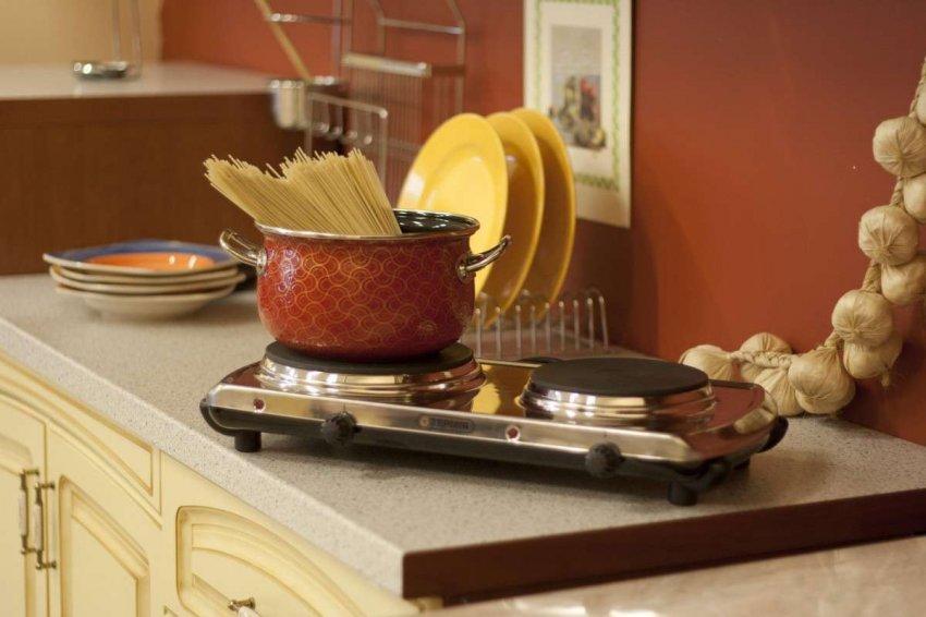 Настольные электрические кухонные плиты. Топ лучших предложений