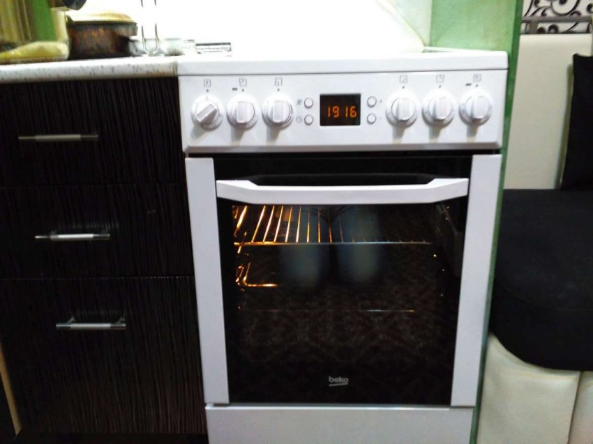Электрические кухонные плиты Beko. Топ лучших предложений
