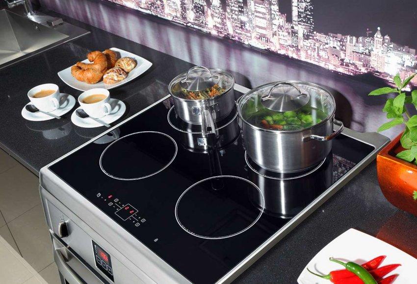 Электрические кухонные плиты GEFEST со стеклокерамической рабочей поверхностью. Топ лучших предложений