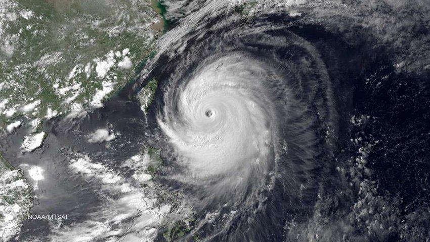 Ученые зафиксировали самый холодный тропический шторм в истории измерений
