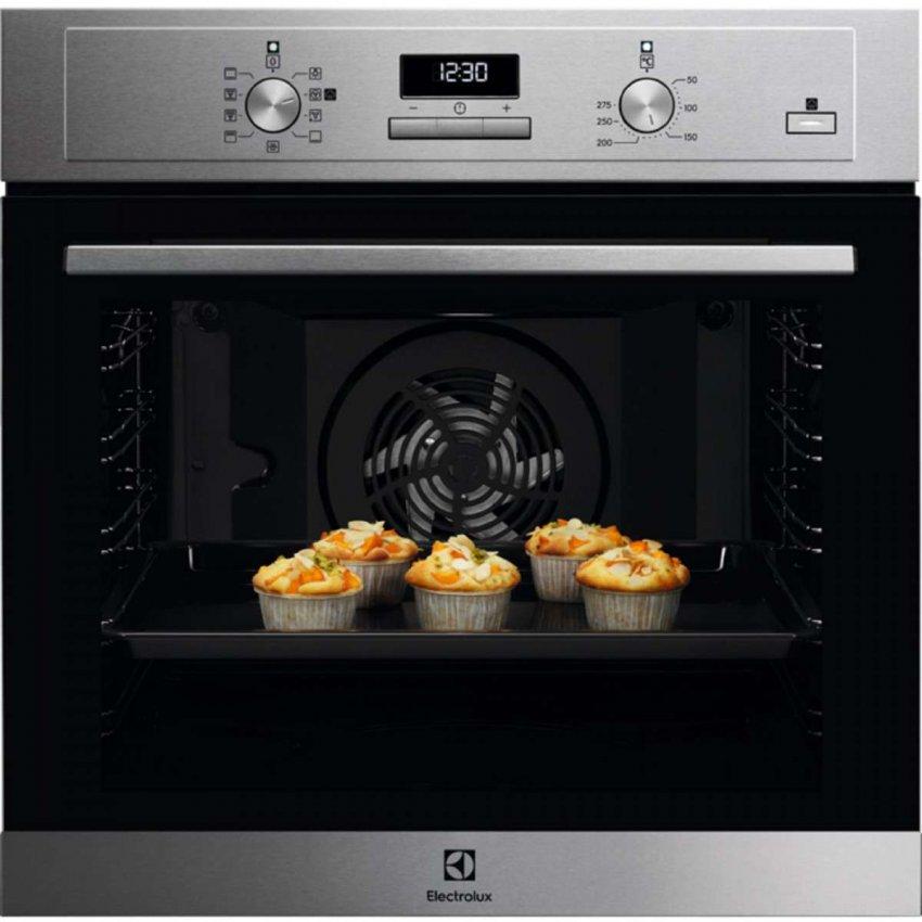 Электрические кухонные плиты Electrolux с грилем. Топ лучших предложений