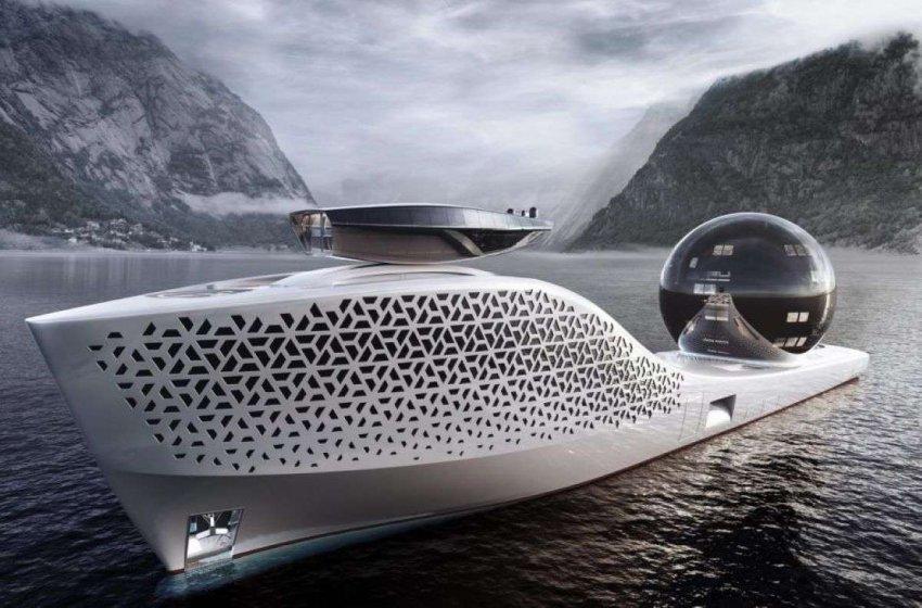 Будущее науки об океане: исследовательское судно «Земля 300» станет плавучим научным городом