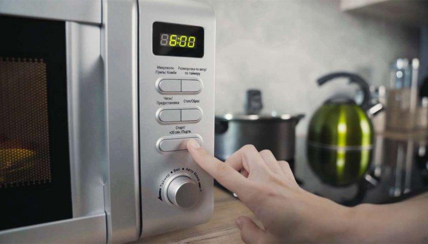 ТОП 10 микроволновых печей с кнопочным управлением