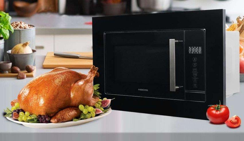 ТОП 10 микроволновых печей с автоматическим приготовлением