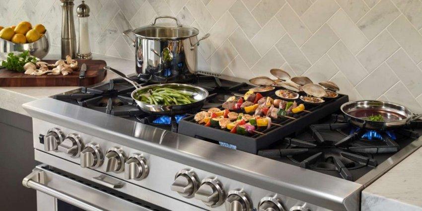 Газовые кухонные плиты. Топ лучших предложений