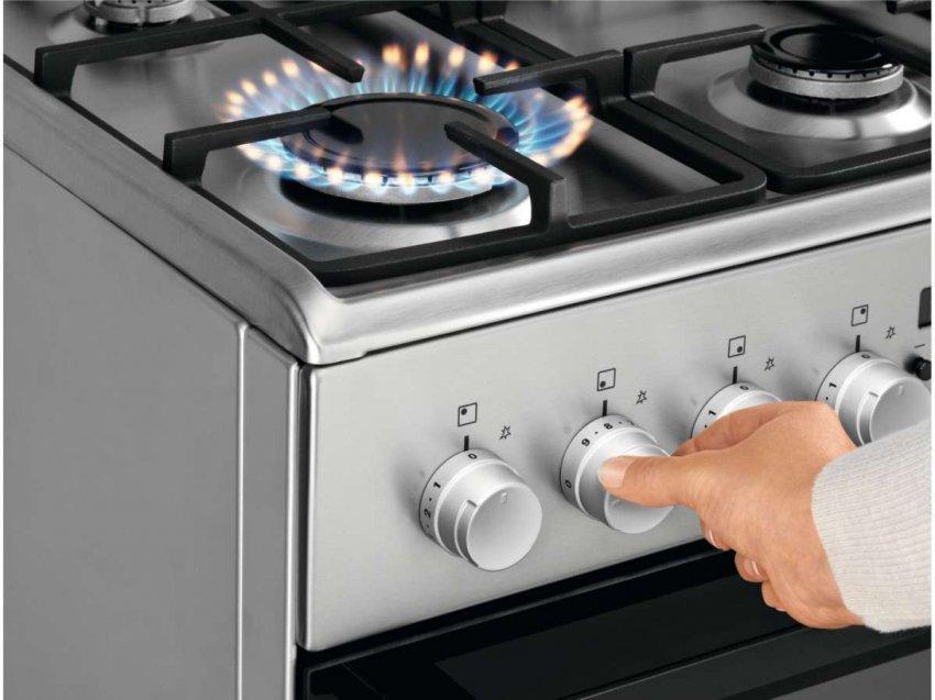Газовые кухонные плиты с электроподжигом. Топ лучших предложений