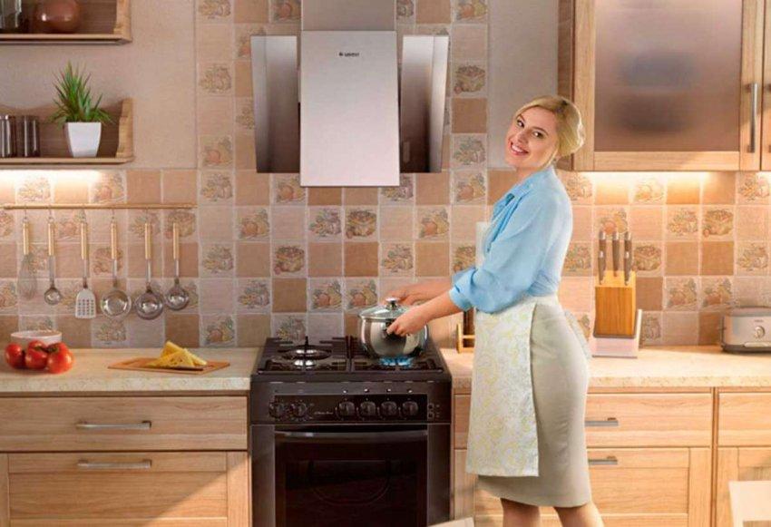 ТОП 10 лучших недорогих газовых кухонных плит
