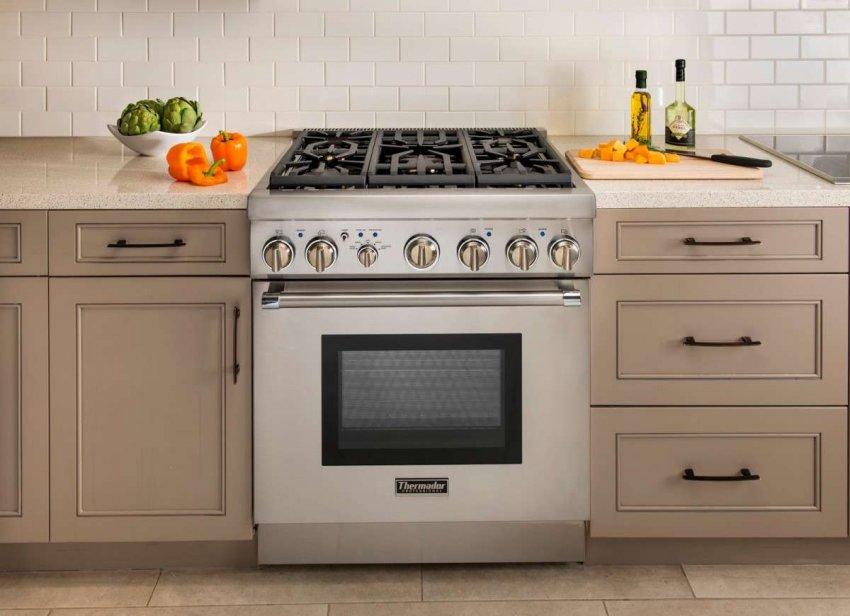 ТОП 10 лучших газовых кухонных плит до 25000 рублей