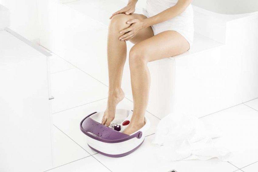 ТОП 10 гидромассажных ванн для ног