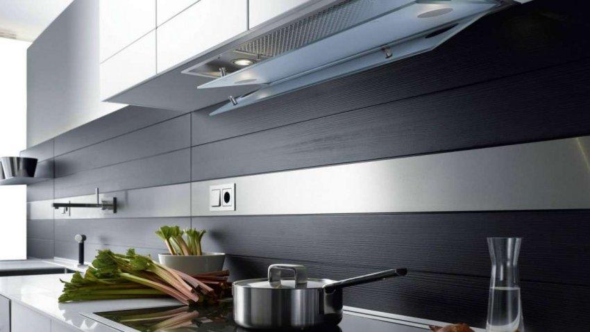 Кухонные встраиваемые вытяжки. Топ лучших предложений
