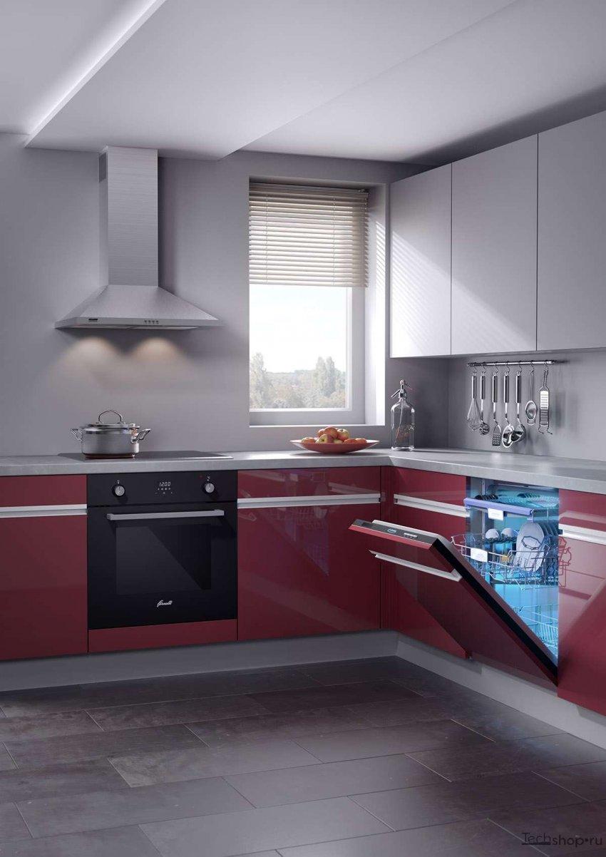 Кухонные вытяжки с электронным управлением. Топ лучших предложений