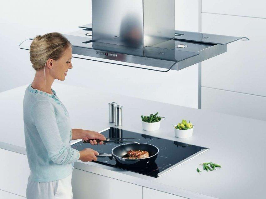 Кухонные вытяжки с жировым и угольным фильтром. Топ лучших предложений
