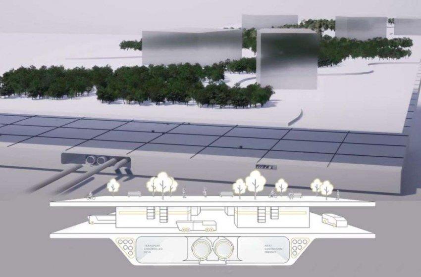 Саудовцы хотят построить 170-километровый город, полностью свободный от автомобилей