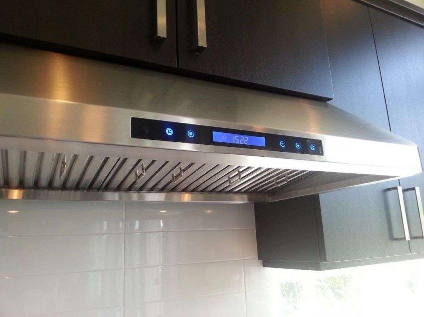 Топ 10 лучших кухонных вытяжек с электронным управлением
