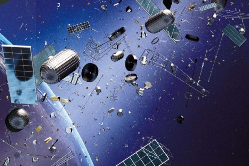 Как околоземная орбита превращается в помойку