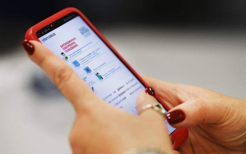 Тестирование системы дистанционного электронного голосования запланировали в России на май 2021 года
