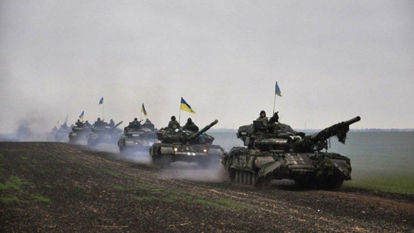 О напряжённой ситуации на российско-украинской границе