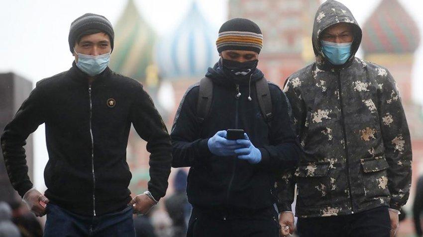 МВД работает над законопроектом о легализации мигрантов в России