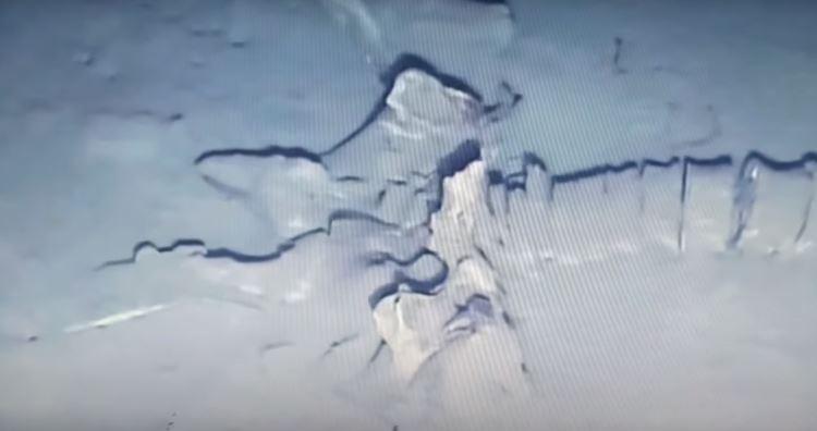 Загадочный 30-метровый скелет найден на дне Средиземного моря: Останки мифического морского Змея? - Паранормальные новости