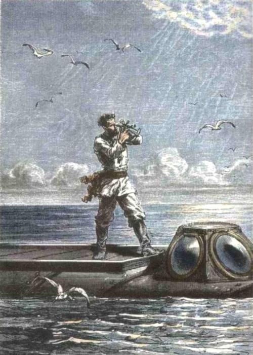"""Точка """"Немо"""": Океанический полюс недоступности"""