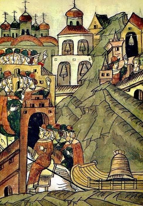 Великий Новгород: Трагические события 1471- 1479 годов