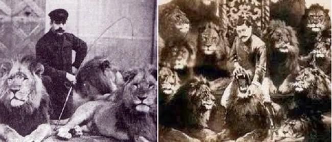 Капитан Джек Бонавита, известный как Заклинатель львов - Паранормальные новости