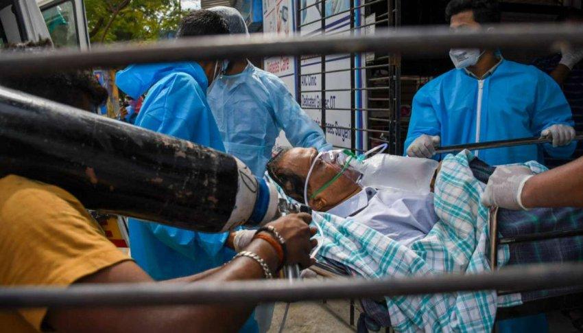 COVID в Индии: глубоко укоренившиеся проблемы нынешнего кризиса