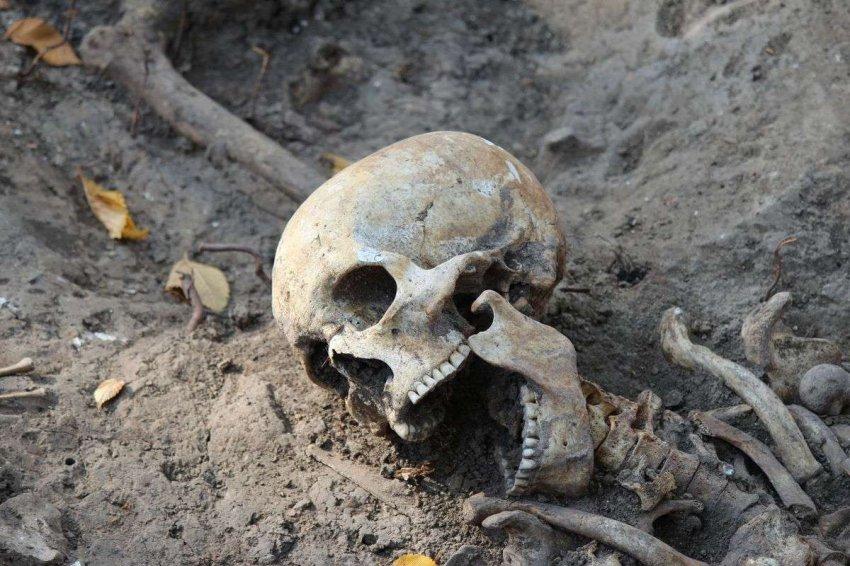 Обнаружено самое древнее человеческое захоронение на территории Африки