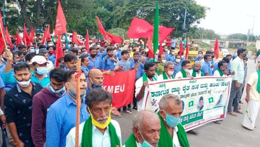 Забастовка индийских фермеров продолжается в тени COVID-19