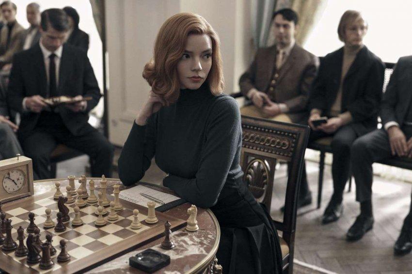 Женский гамбит: сериал, который вывел шахматы на первый план