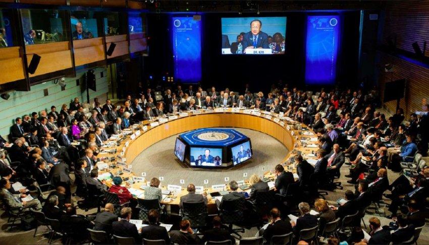 Переход в новую цифровую эру изменит мировой экономический порядок