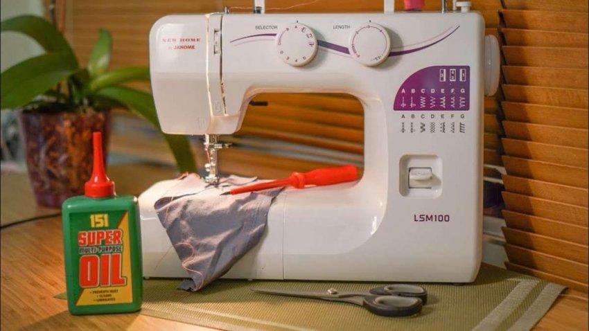 Швейные машины с автоматическим выполнением петли. Топ лучших предложений