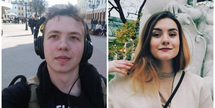 Бони и Клайд: что известно о Романе Протасевиче и Софье Сапеге