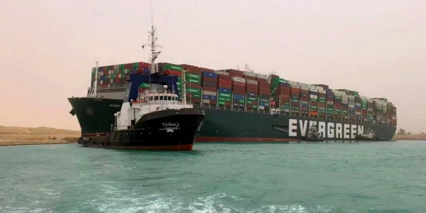 Руководство Суэцкого канала признало капитана Ever Given виновным в аварии