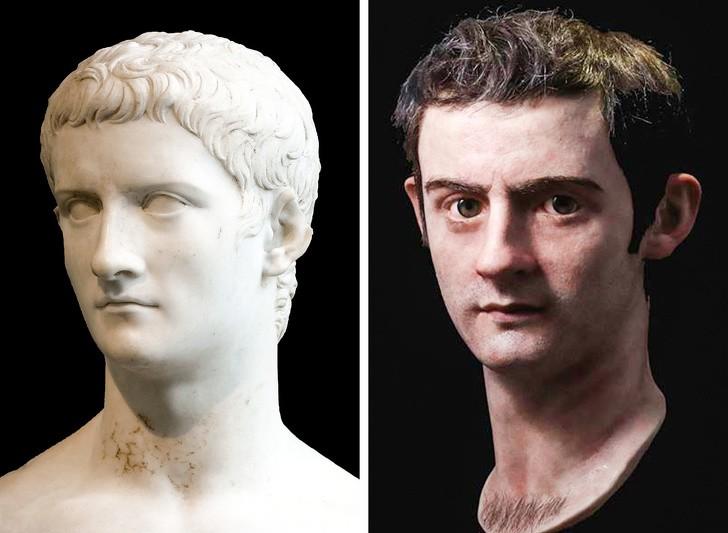 Как на самом деле выглядели исторические личности