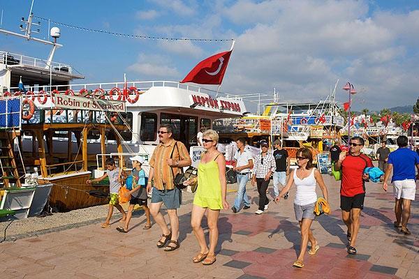Турция упростила правила въезда для россиян в 2021 году