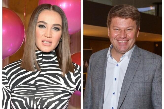 Спортивный комментатор Губерниев довел Бузову до истерики в прямом эфире «Матч ТВ»