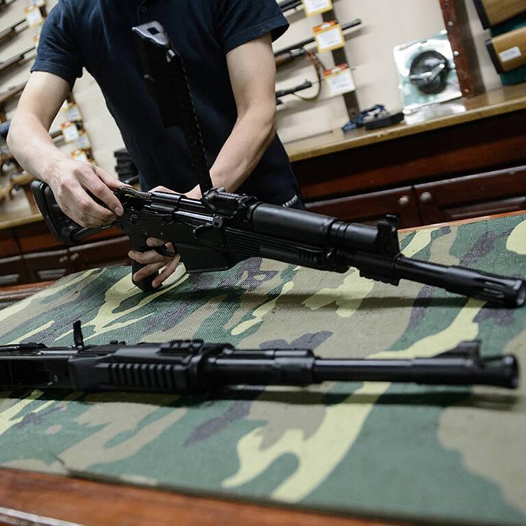 Кому запретят обладать оружием в России с 2021 года
