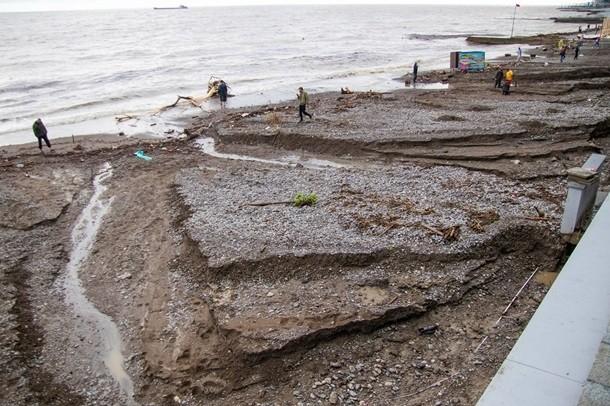 В ряде курортных регионов Крыма возможен сход селевых потоков