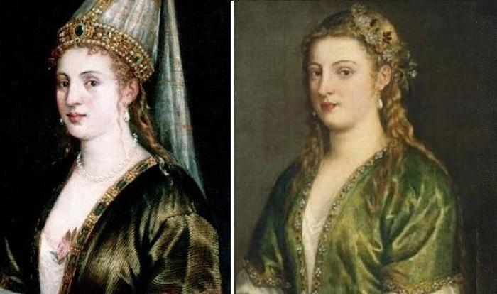 Исторические портреты: как выглядела на самом деле Хюррем Султан