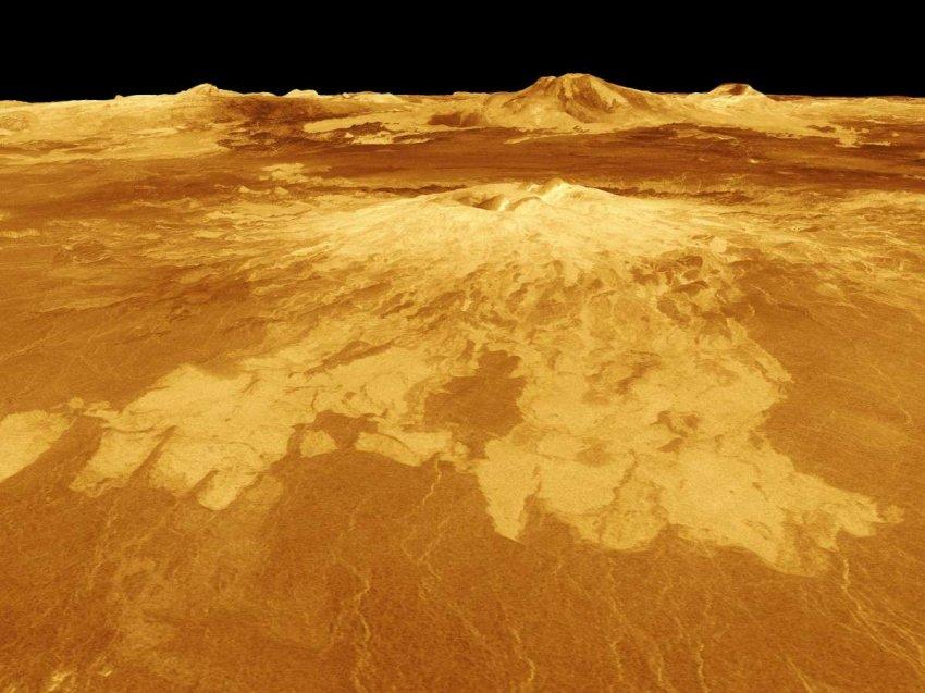 НАСА объявило о двух миссиях к Венере к 2030 году