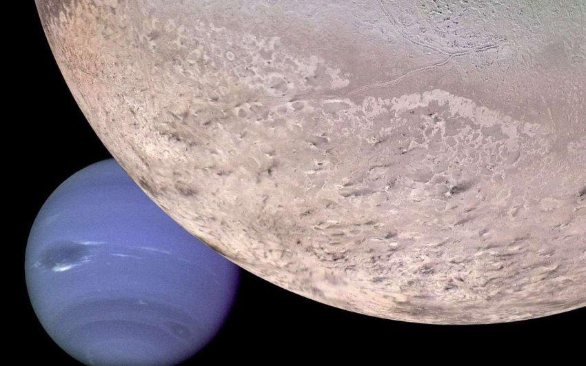 НАСА отказалось от полетов к спутникам Юпитера и Нептуна