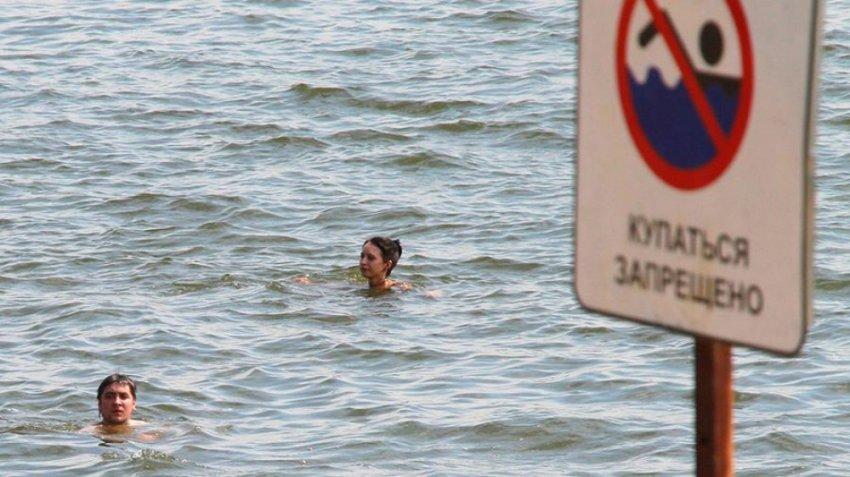 Чем опасно купание в городских прудах, озёрах и реках