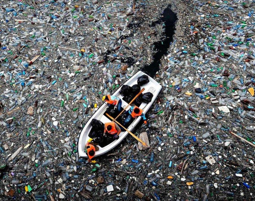 Новый материал, вдохновленный паучьим шелком, поможет решить проблему с пластиком