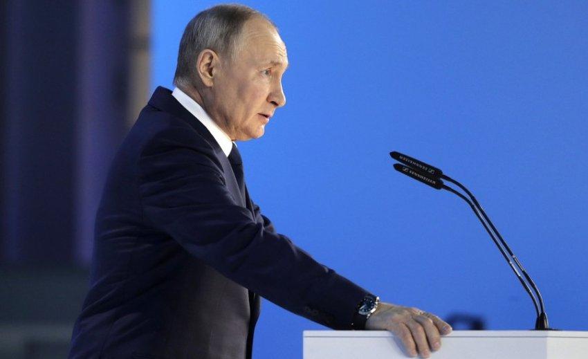 Путин инициировал выплаты на детей в размере 5650 рублей
